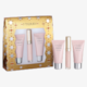 Preciosity Baume de Rose Trio Kit Hand Cream, Face Cream & Lip Balm
