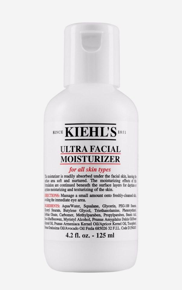 Ultra Facial Moisturizer 125ml