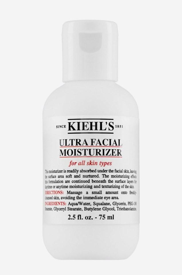 Ultra Facial Moisturizer 75ml