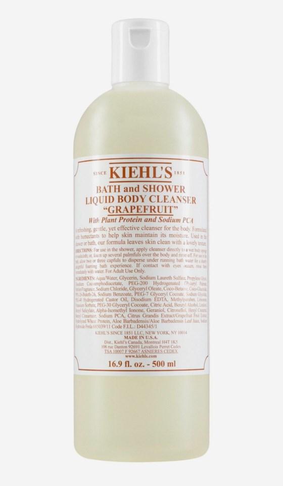 Liquid Body Cleanser Grapefruit 500ml