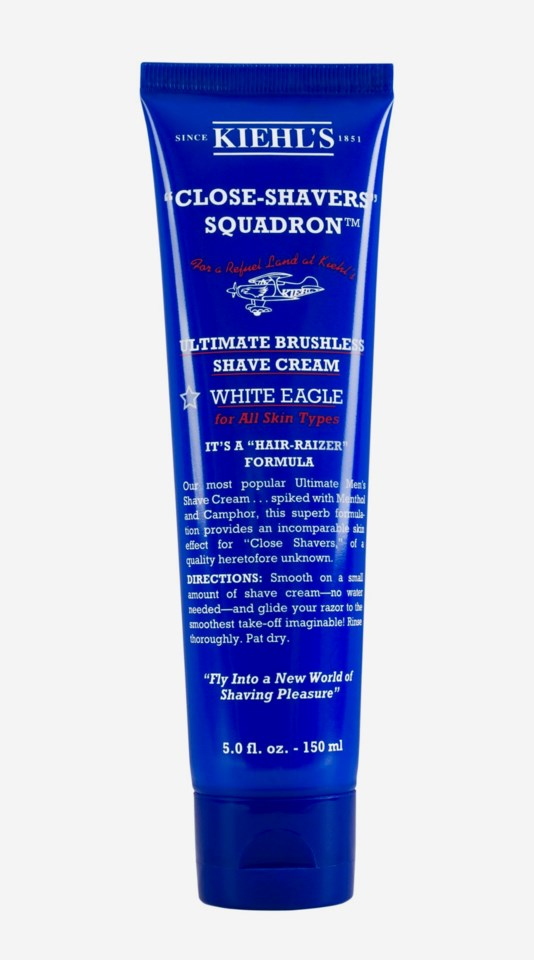 White Eagle Shaving Cream TUB 125 ml