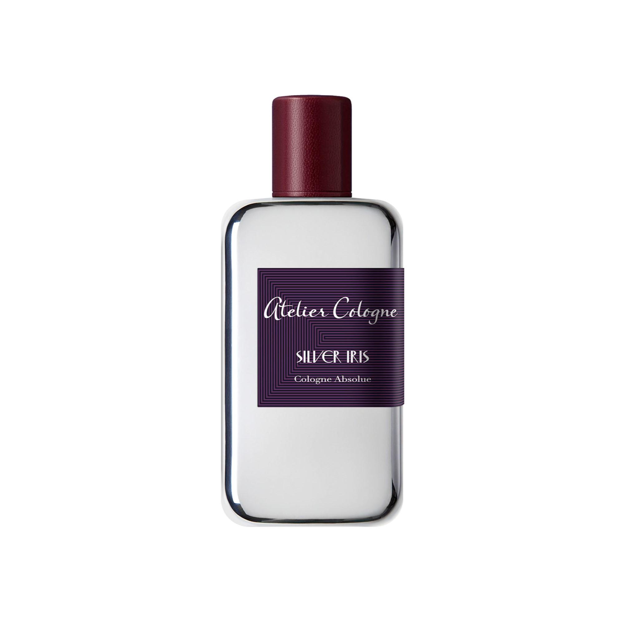Haute Couture Silver Iris