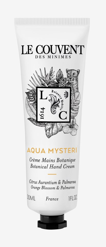 Cologne Botanique - Aqua Mysteri Hand Creme 30ml