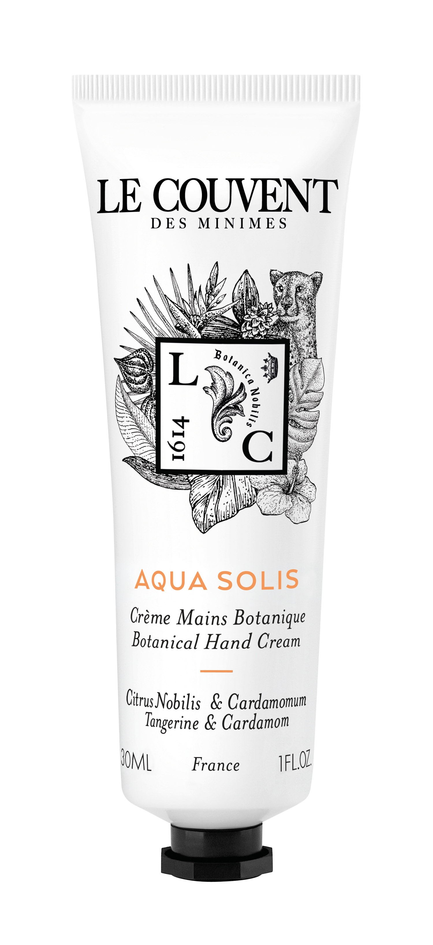 Botanical Aqua Solis Hand Creme 30ml