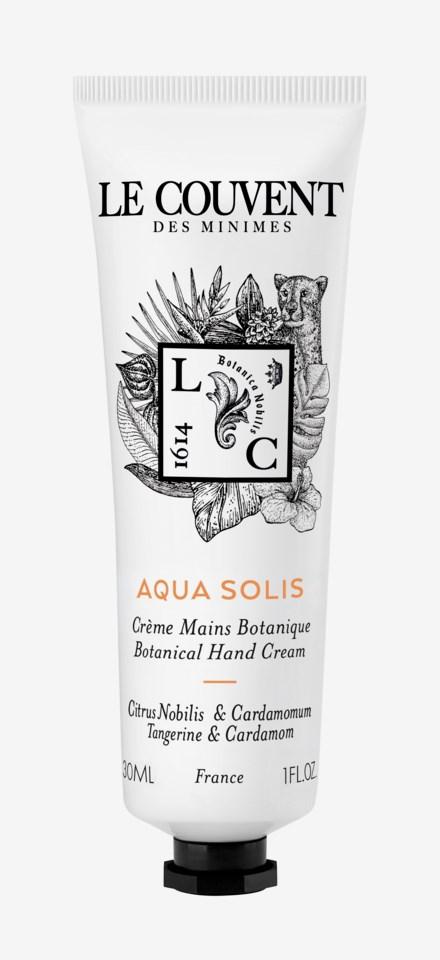 Cologne Botanique -  Aqua Solis Hand Creme 30ml