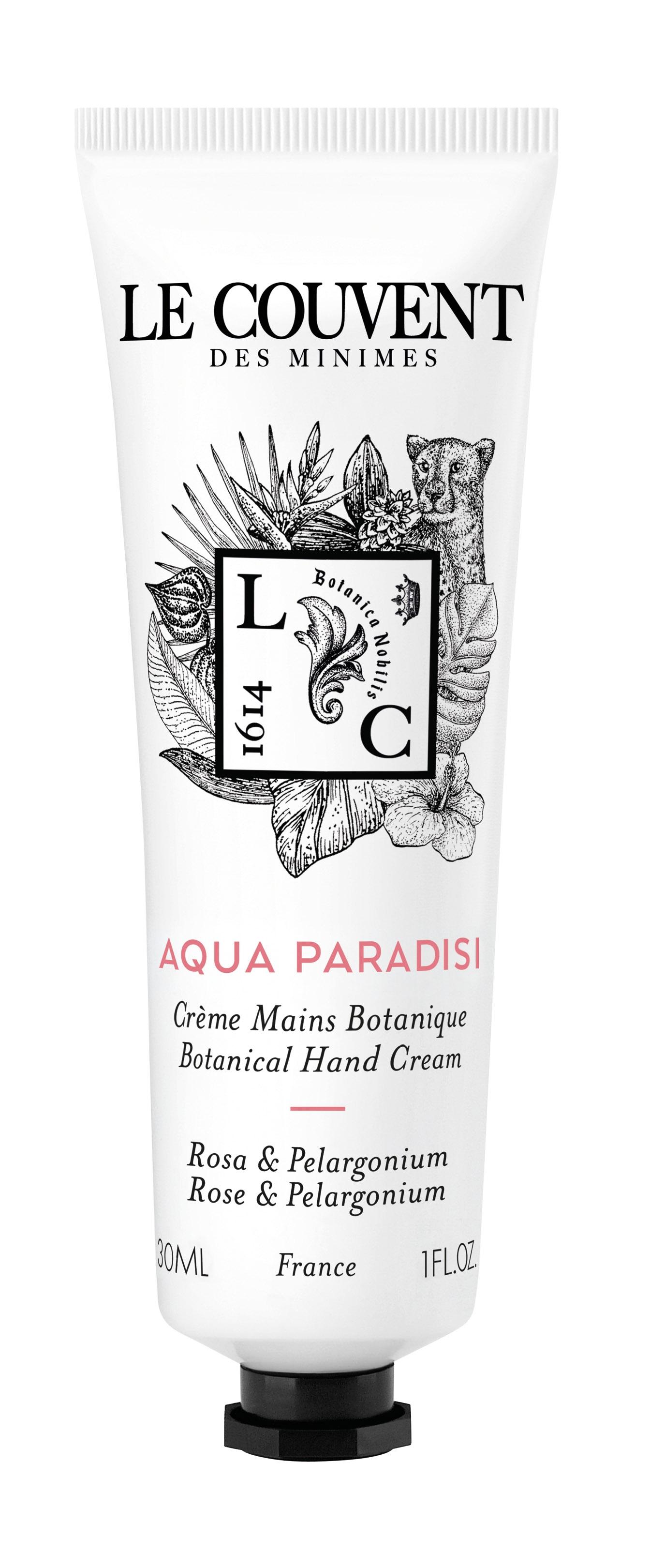 Botanical Aqua Paradisi Hand Creme 30ml