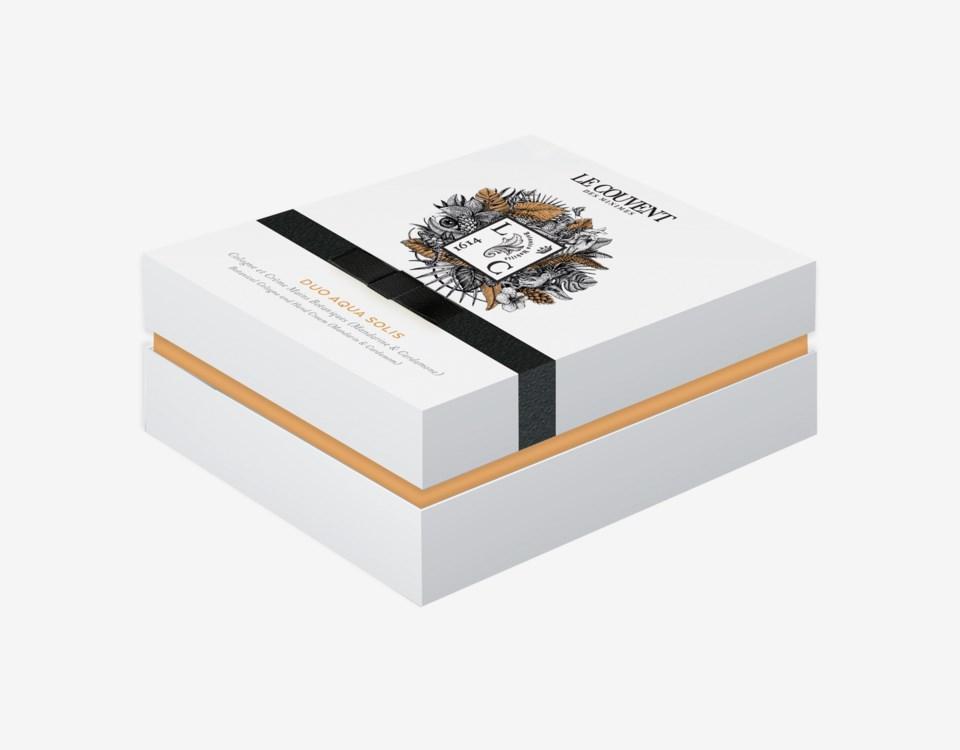 Cologne Botanique - Duo Aqua Solis Gift Box
