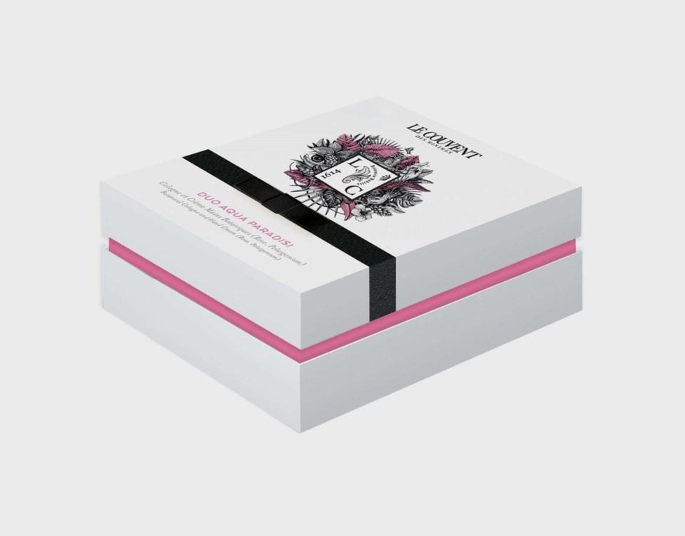 Botanical Aqua Paradisi Giftbox 135ml