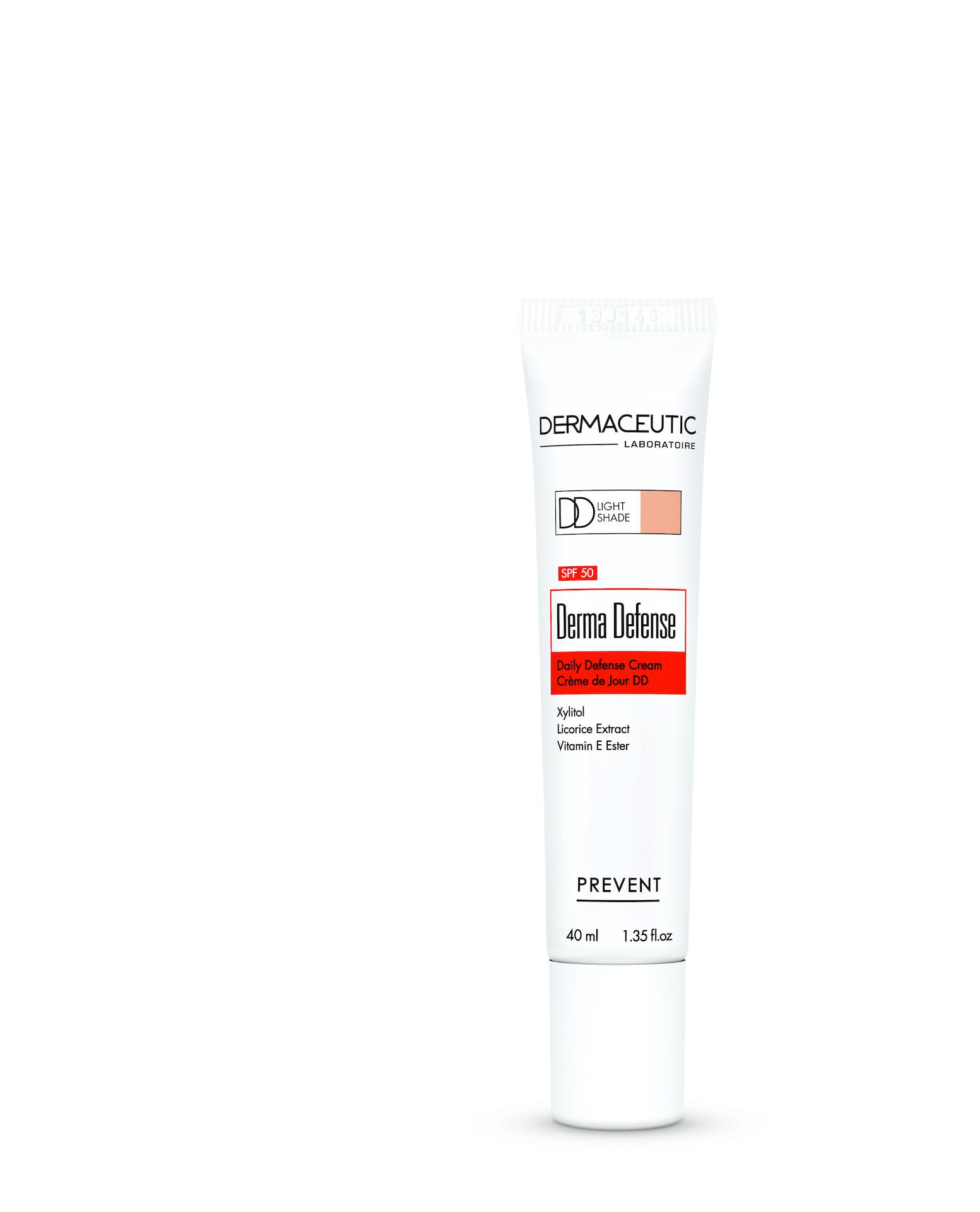 Derma Defense 40 ml Light