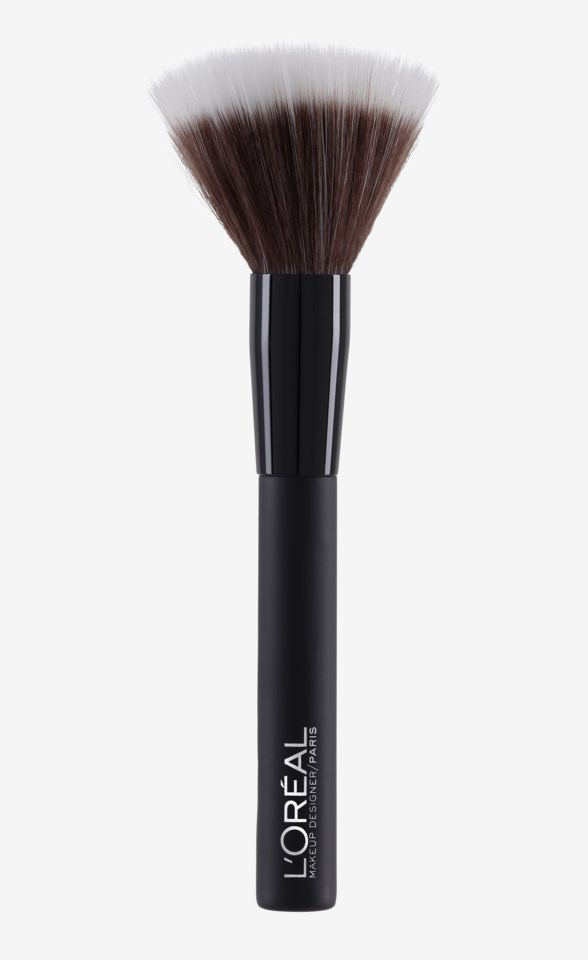 Wide Powder Brush