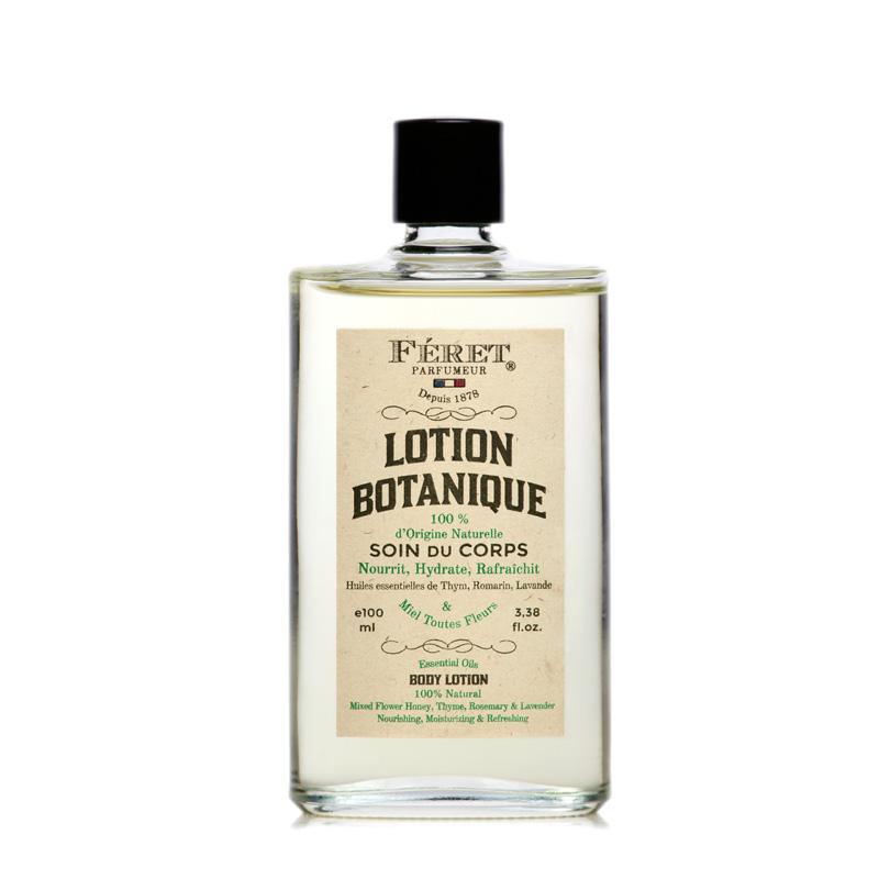 Lotion Botanique Body Oil