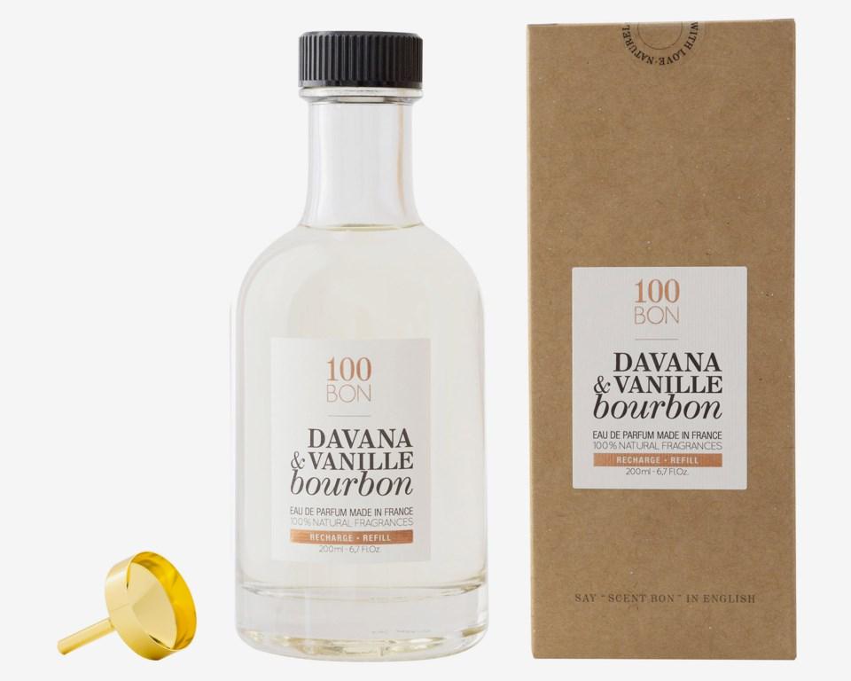 Davana & Vanille Bourbon EdP 200ml