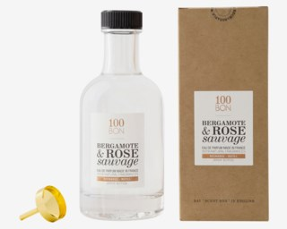 Bergamote & Rose Sauvage EdP 200 ml