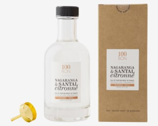 Nagaranga & Santal Citronné EdP 200 ml