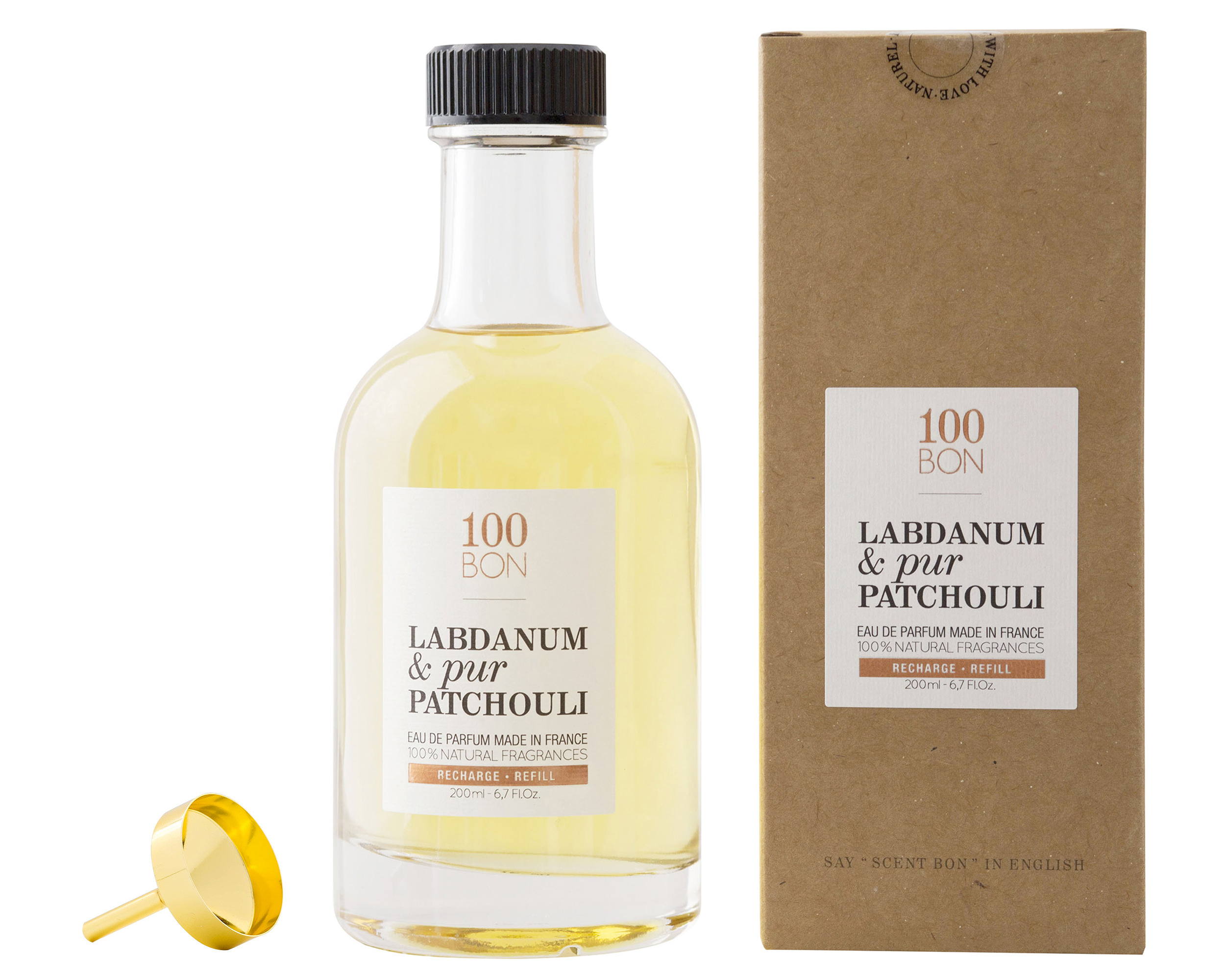 Labdanum/Pur Patchouli EdP 200 ml