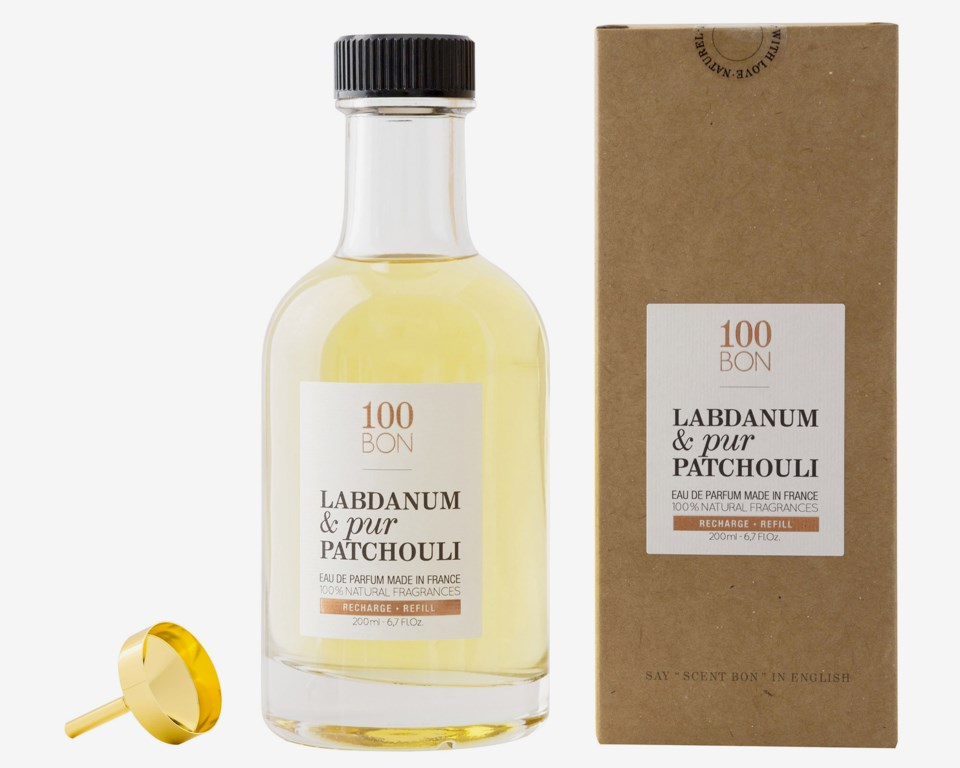 Labdanum & Pur Patchouli EdP 200 ml