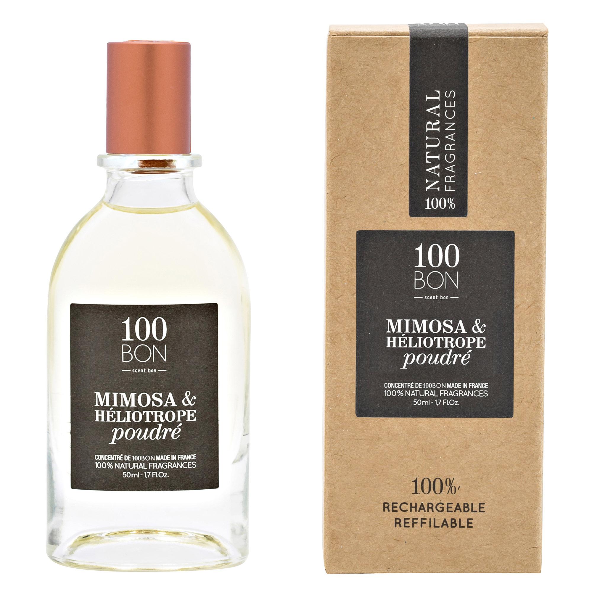 Mimosa & Héliotrope Poudré Concentré EdP