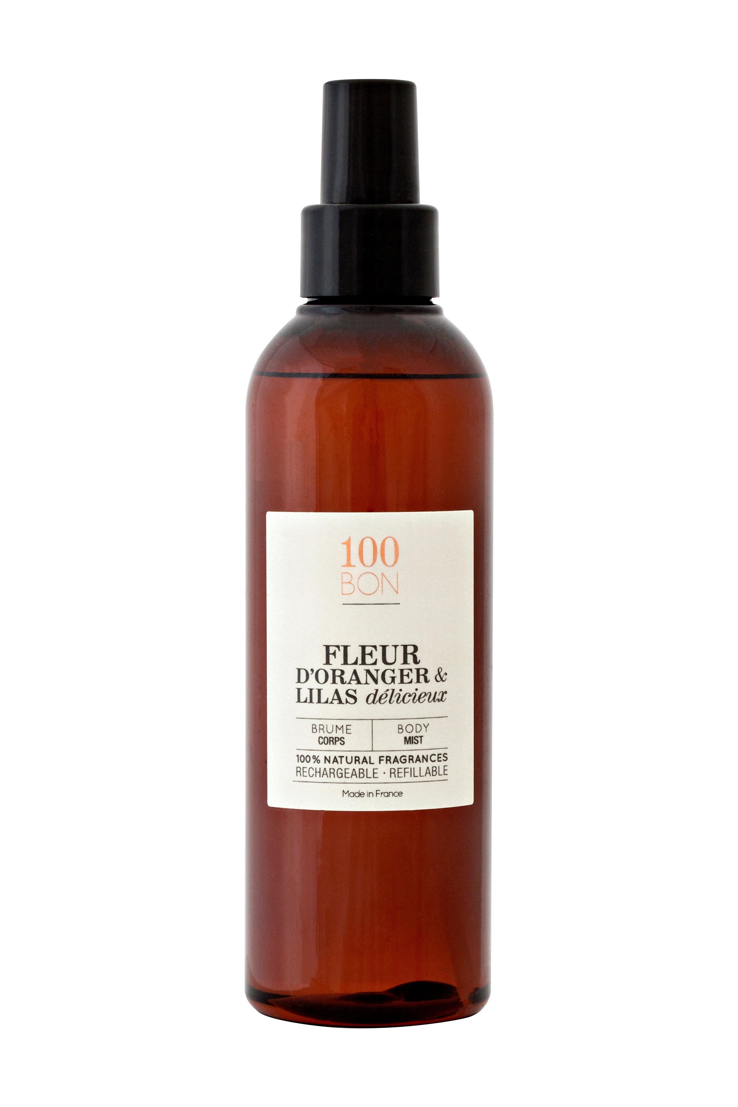 Fleur D'Oranger & Lilas Délicieux Body Mist 200ml