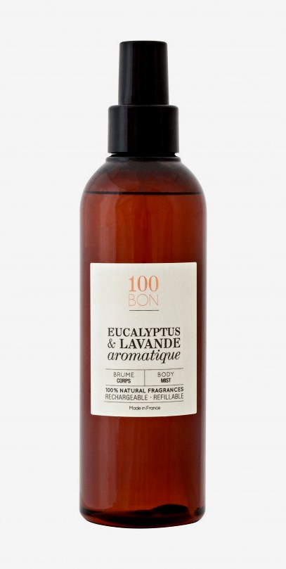 Eucalyptus & Lavande Aromatique Body Mist 200 ml