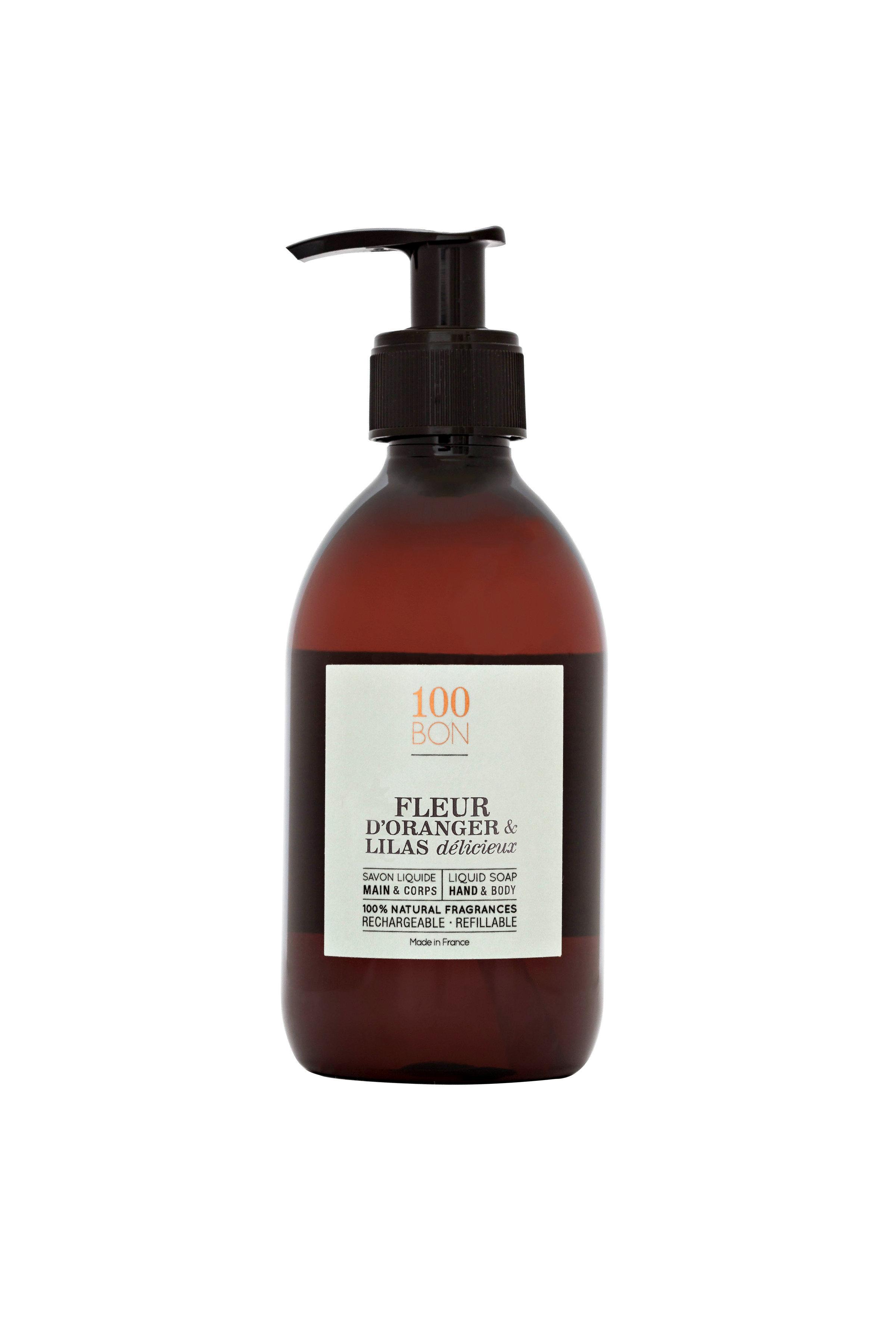 Fleur D'Oranger & Lilas Délicieux Liquid Soap