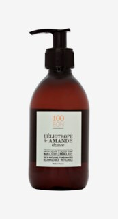 Heliotrope & Amande Douche Liquid Soap 300 ml