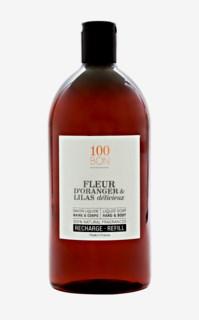 Fleur d'Oranger & Lilas Délicieux Liquid Soap 1000ml