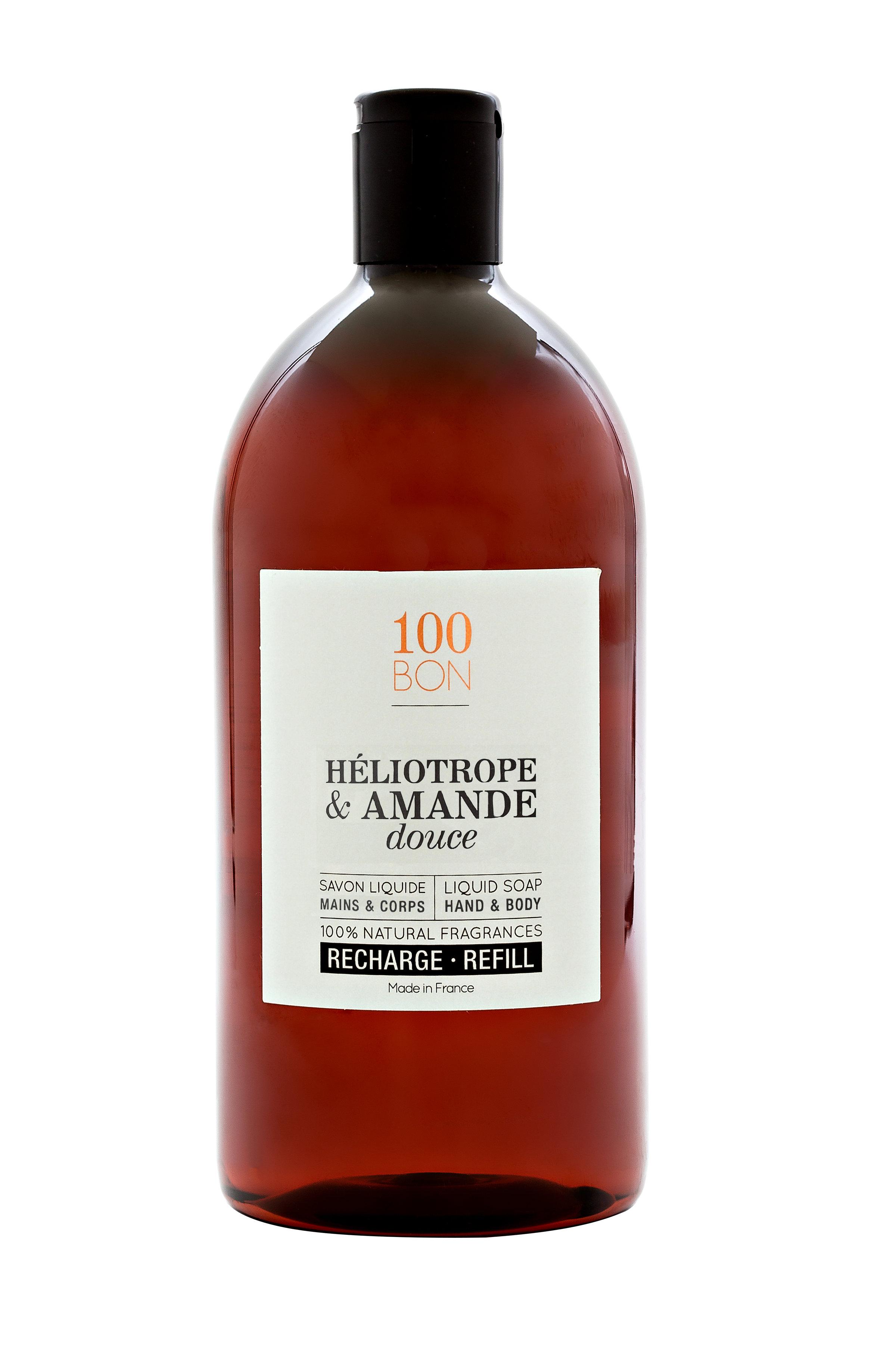 Bilde av Heliotrope & Amande Douche Liquid Soap 1000 Ml