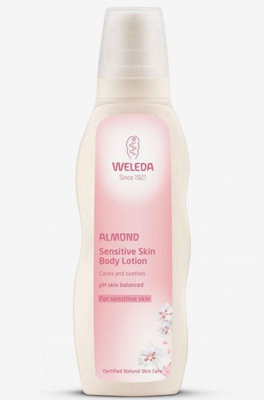 Almond Sensitive Body Lotion