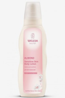 Almond Sensitive Body Lotion