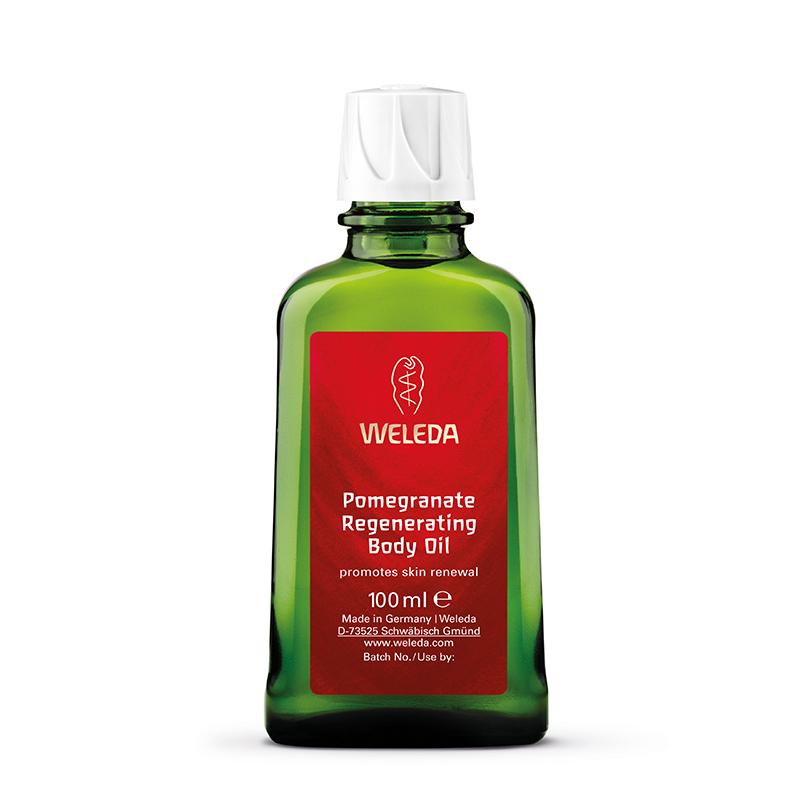 Pomegranate Regenerating Body Oil 100ml