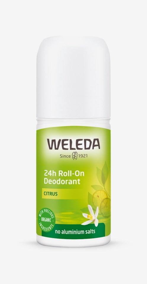 Citrus 24h Roll On Deodorant 50ml