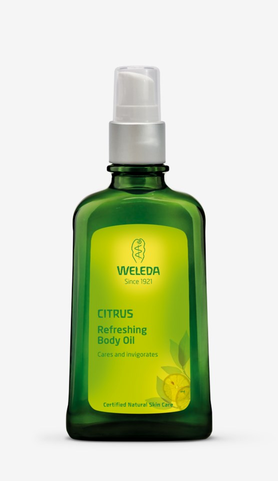 Citrus Refreshing Body Oil 100ml