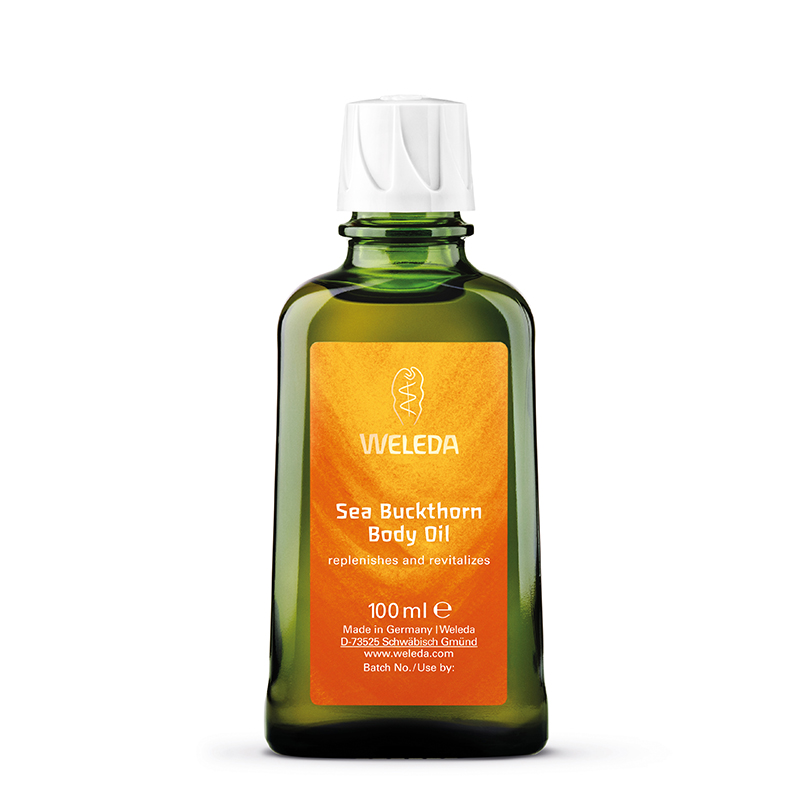 Sea Buckthorn Body Oil 100 ml
