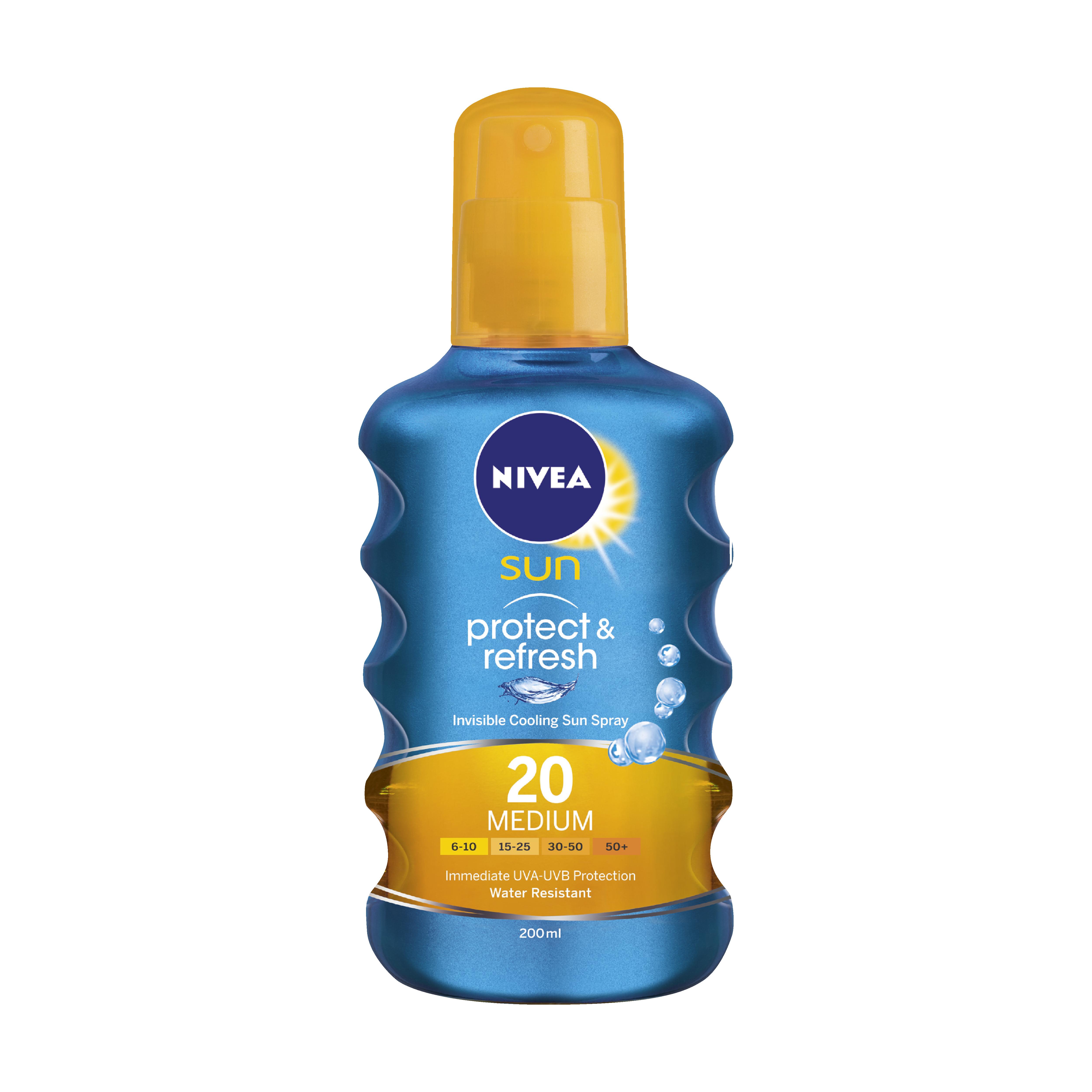 Protect & Refresh Invisible Spray SPF 20