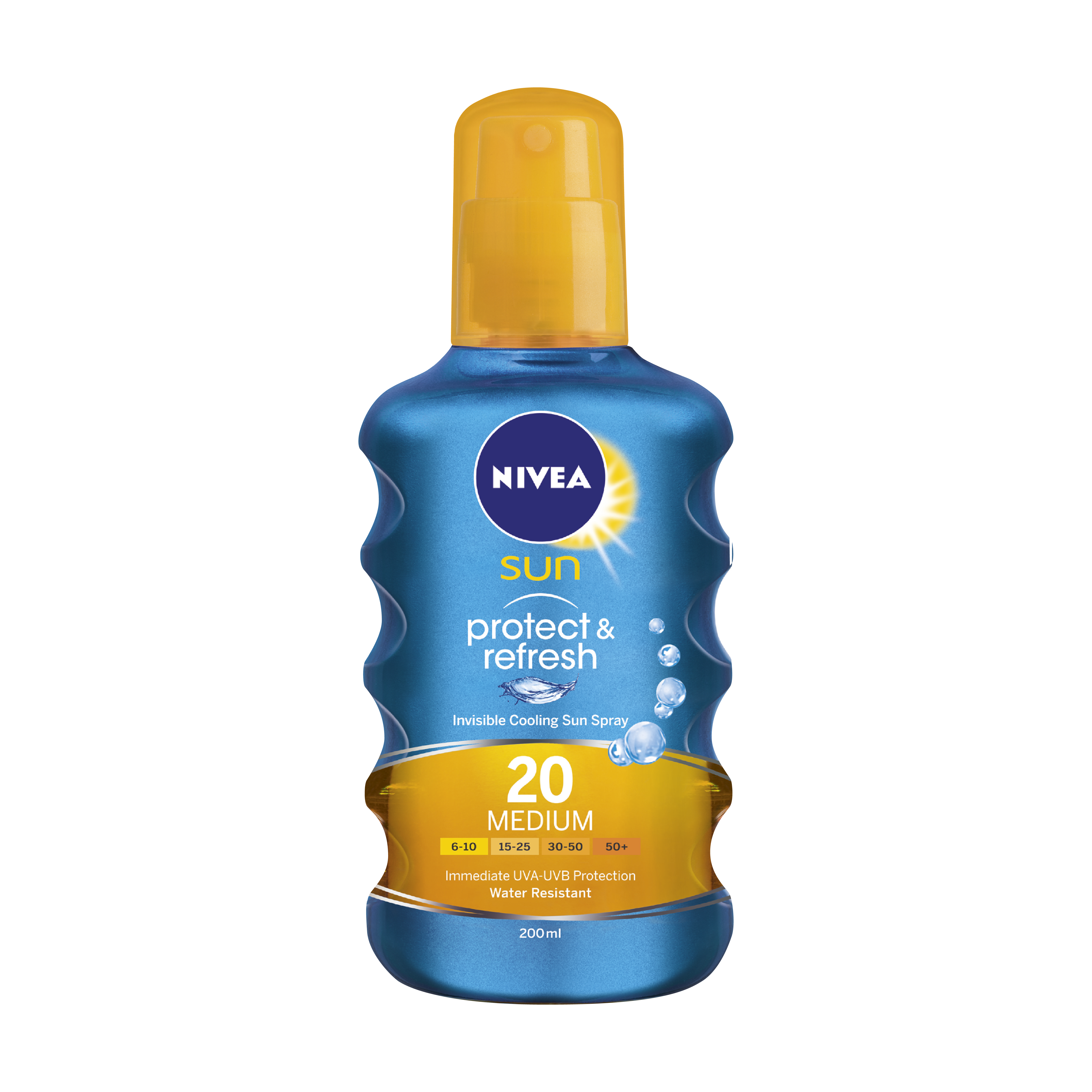 Protect & Refresh Invisible Spray SPF 20