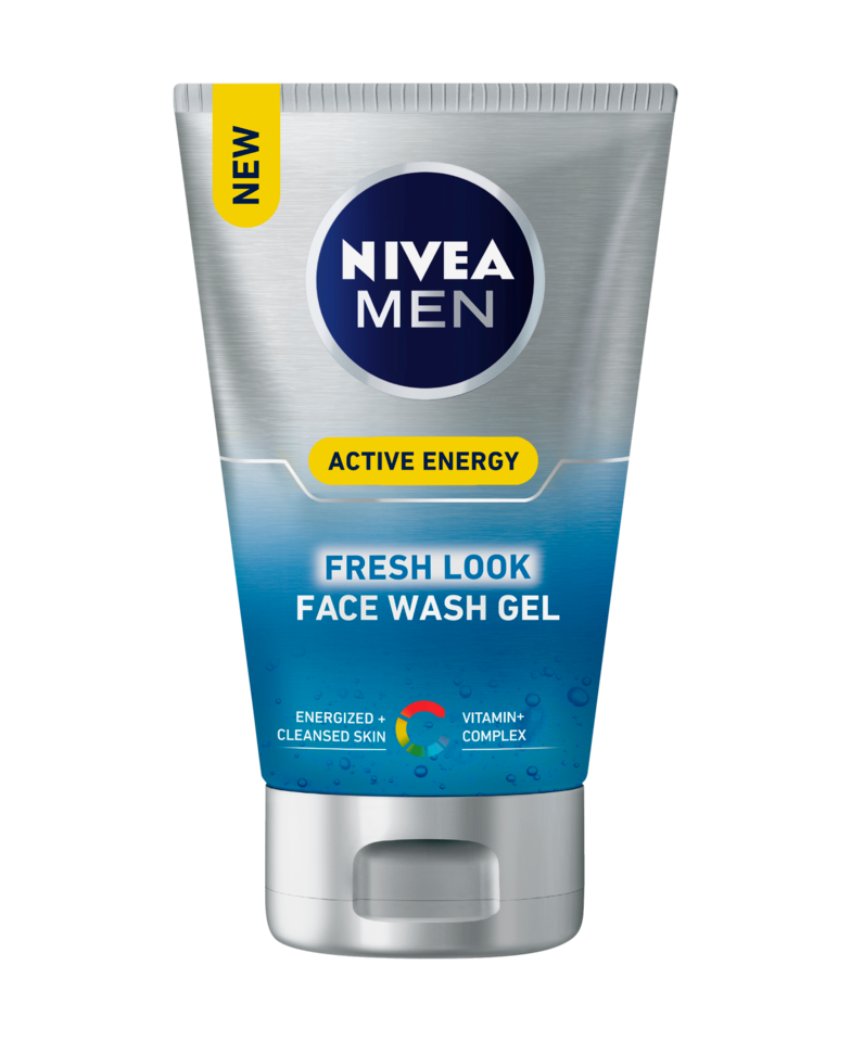 Active Energy Fresh Look Face Wash Gel