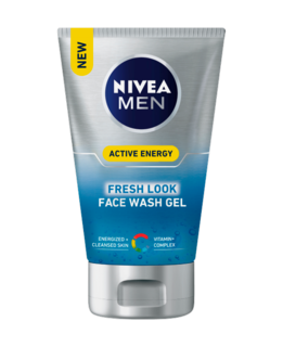 Active Energy Fresh Look Face Wash Gel
