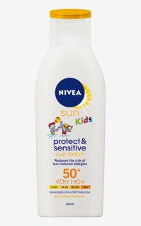 Sun Kids Protect & Sensitive Lotion SPF 50
