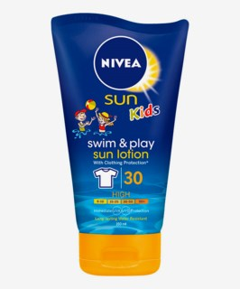 Kids Swim & Play Lotion SPF 30