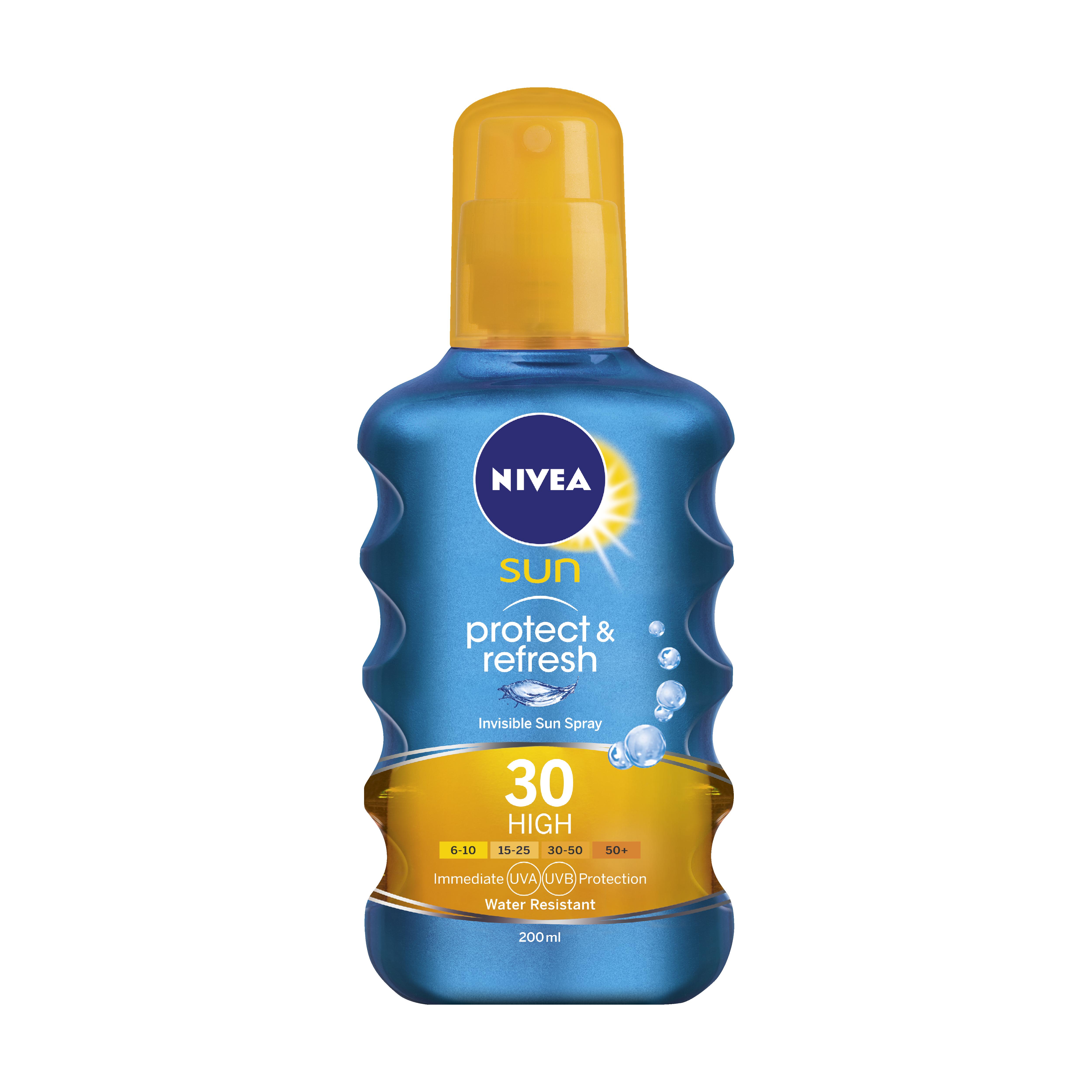 Protect & Refresh Invisible Spray SPF 30