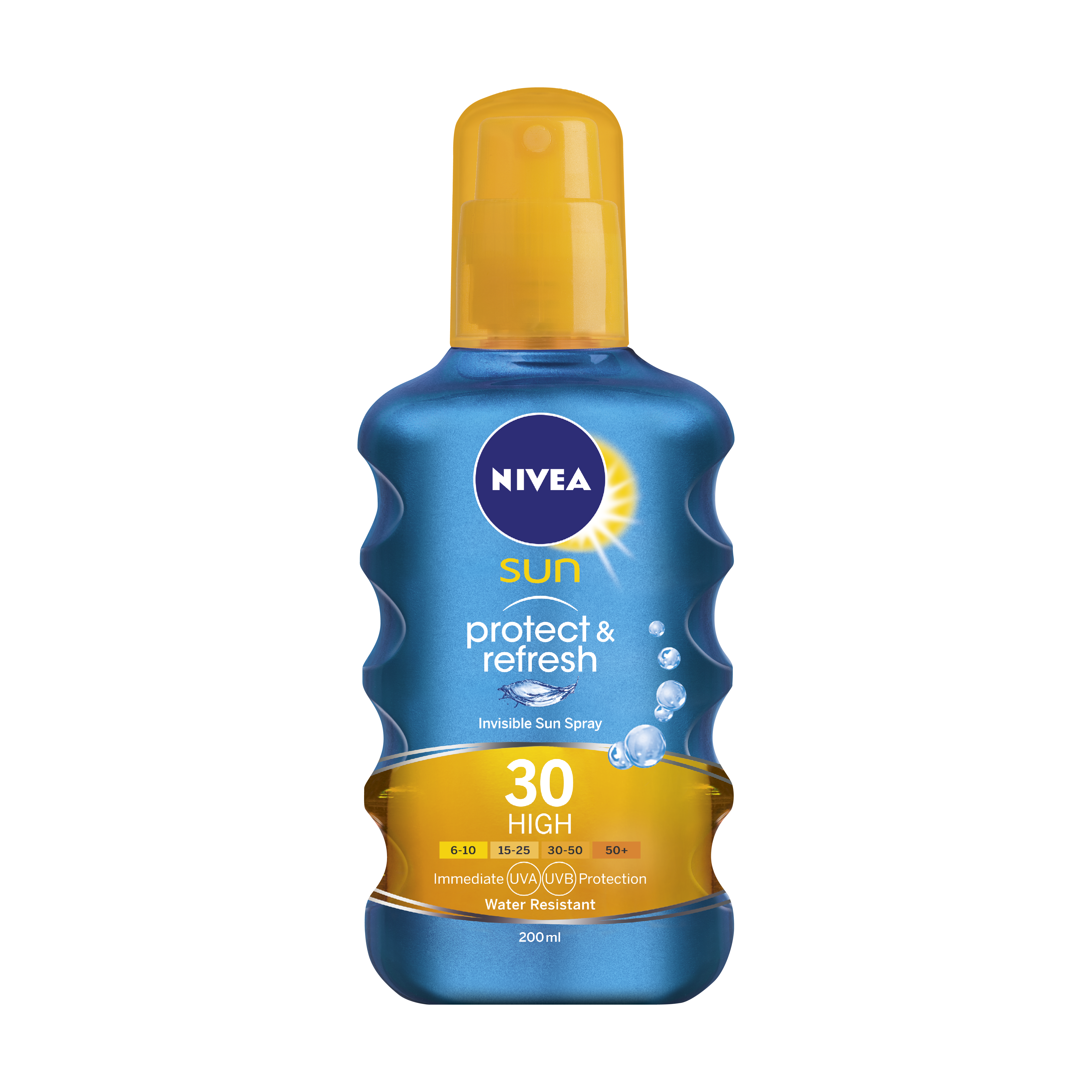 Protect & Refresh Invisible Spray SPF 30