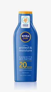 Protect & Moisture Sun Lotion SPF20 200 ml