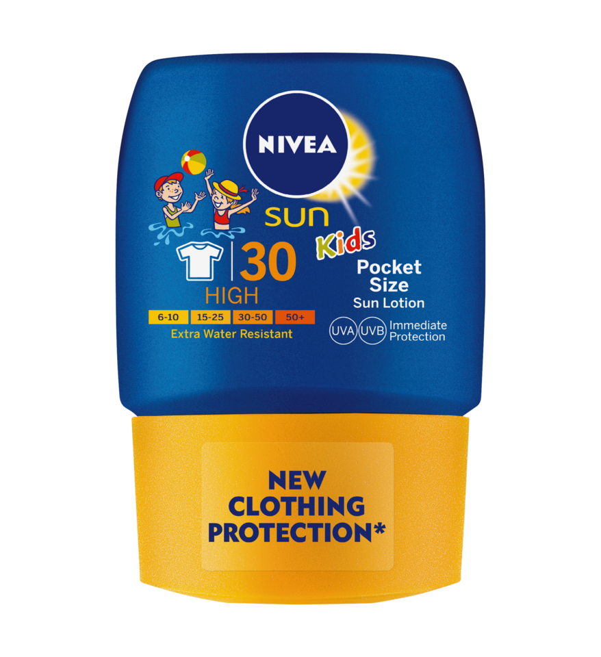 Kids Pocket Size Sun Lotion SPF 30 50 ml
