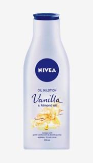 Vanilla & Almond Oil in Lotion 200ml