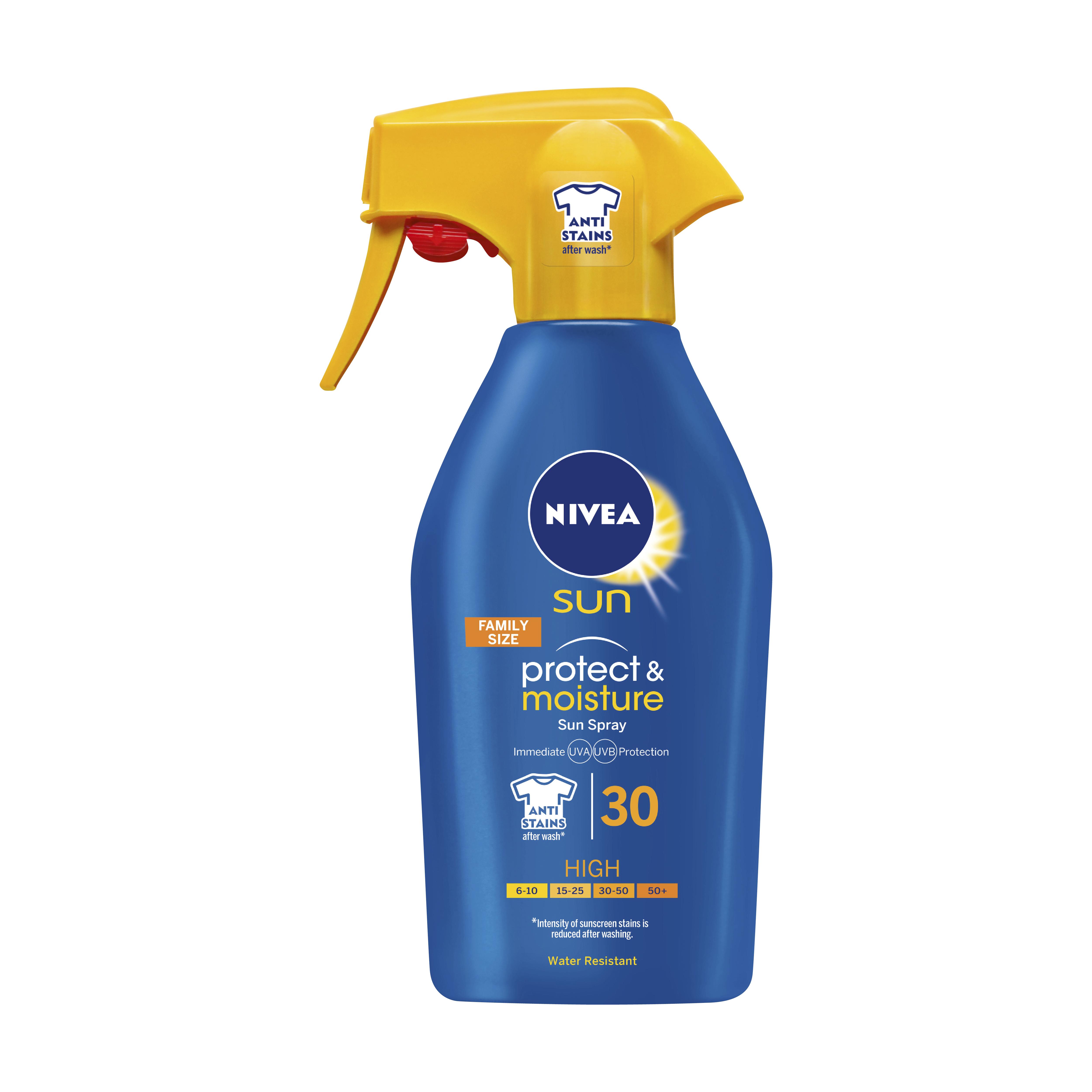 Protect & Moisture Trigger Spray SPF 30 300ml