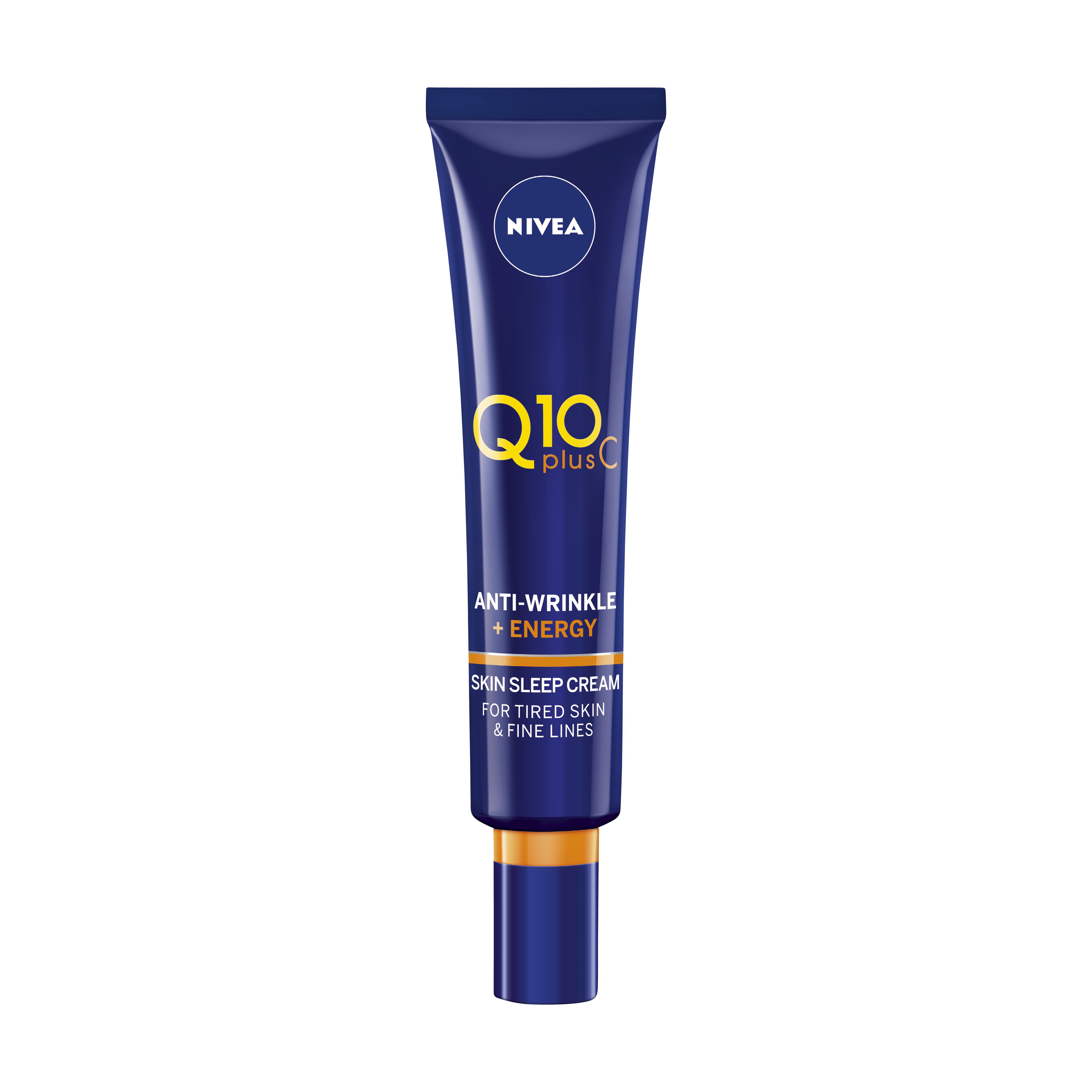 Q10 PlusC Energy Sleep Cream 40ml