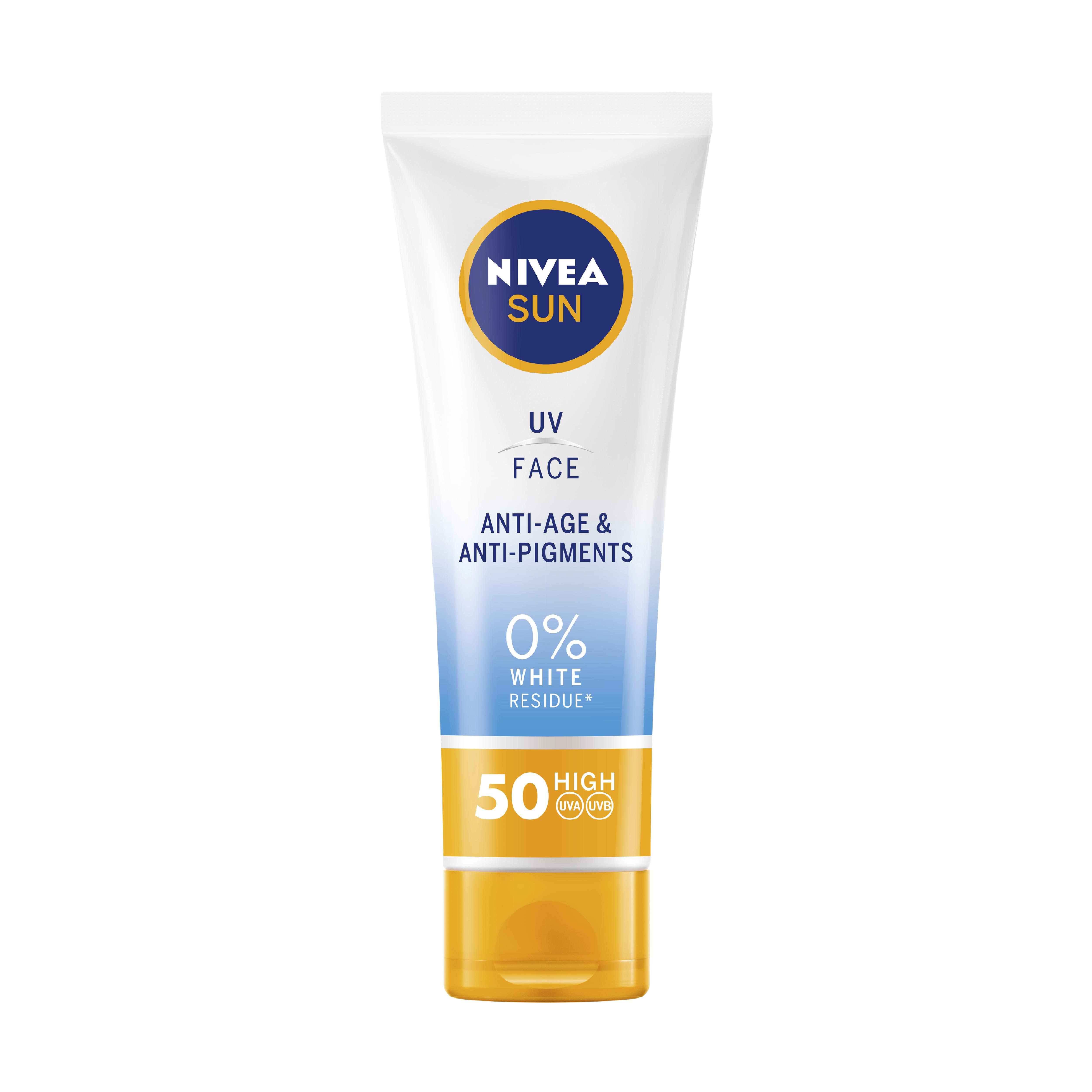 Sun Face Anti Age & Anti Pigment Cream 50ml