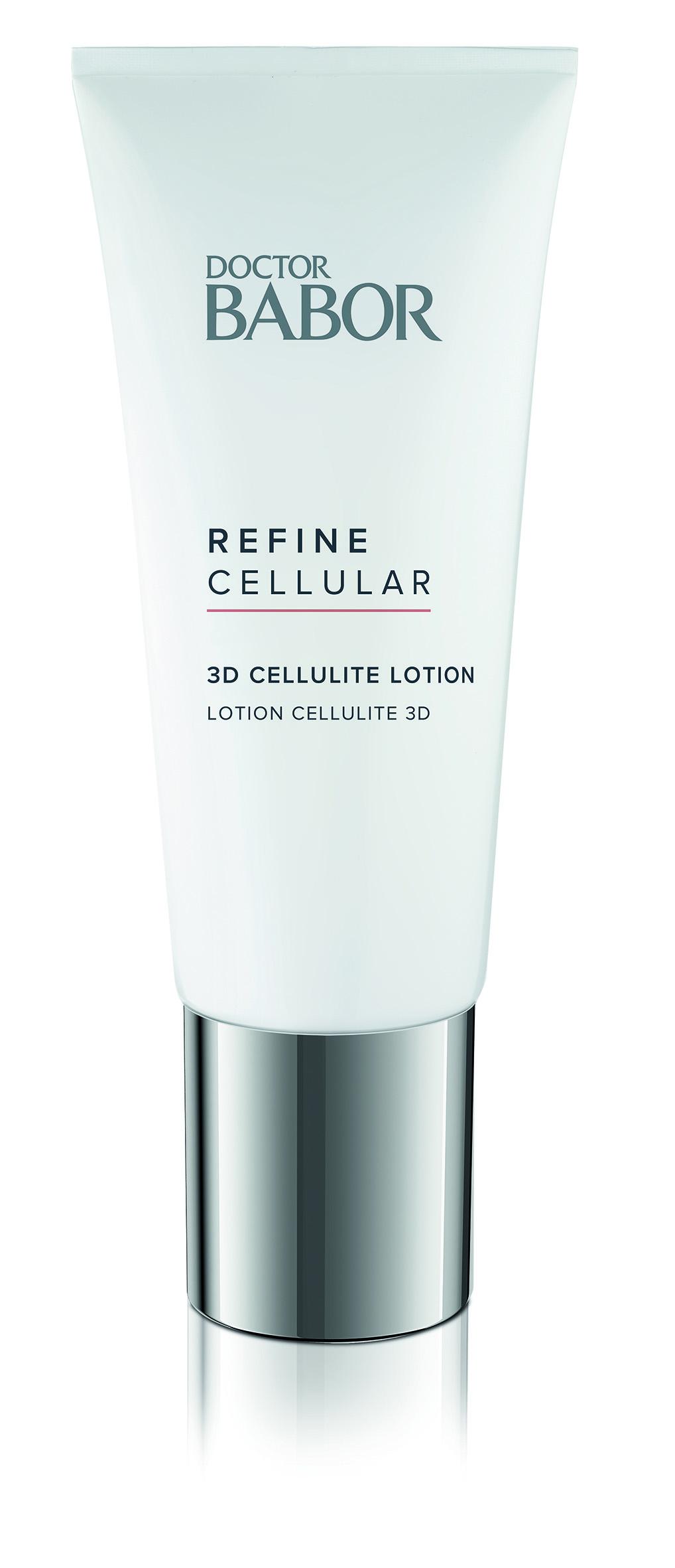 Bilde av Doctor Babor Refine Cellular 3d Cellulite Lotion 200 Ml