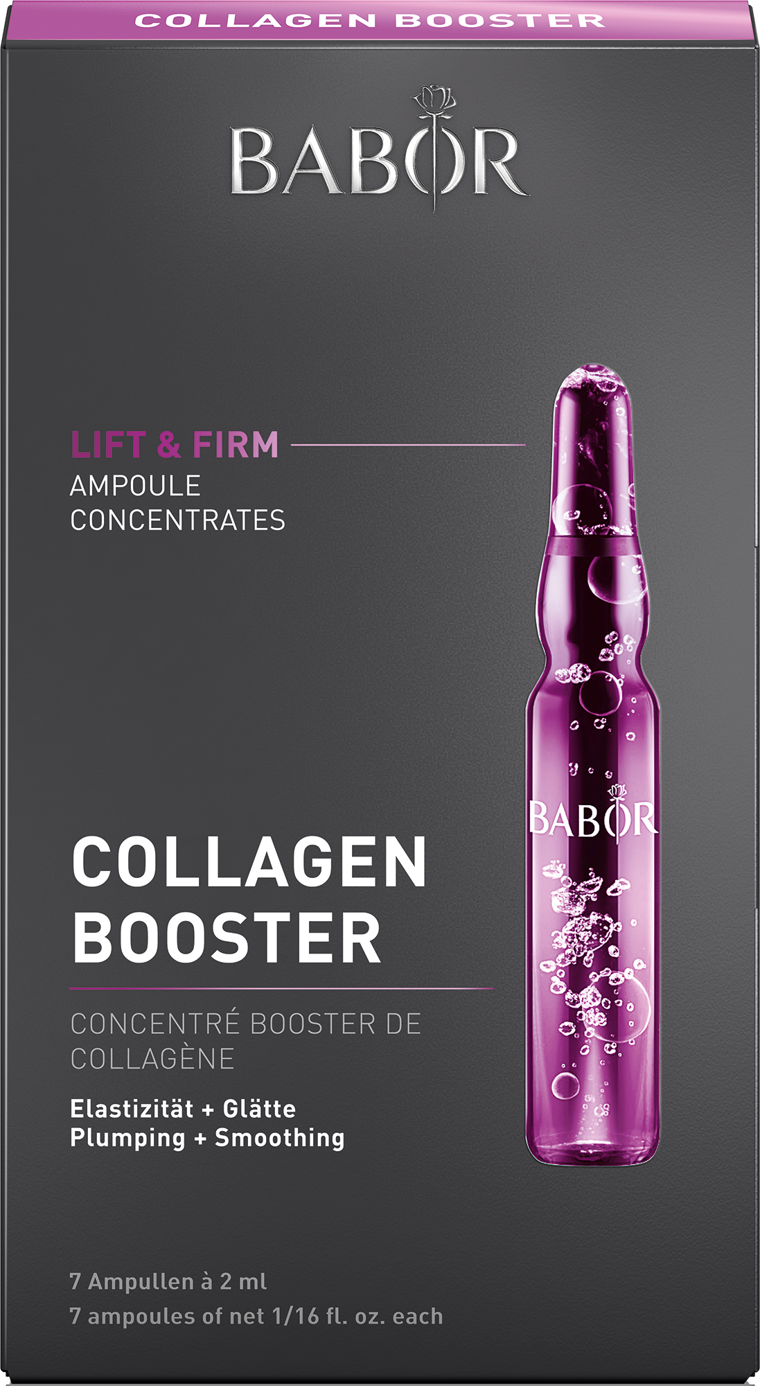 Collagen Booster Ampoule Concentrates 7 x 2 ml