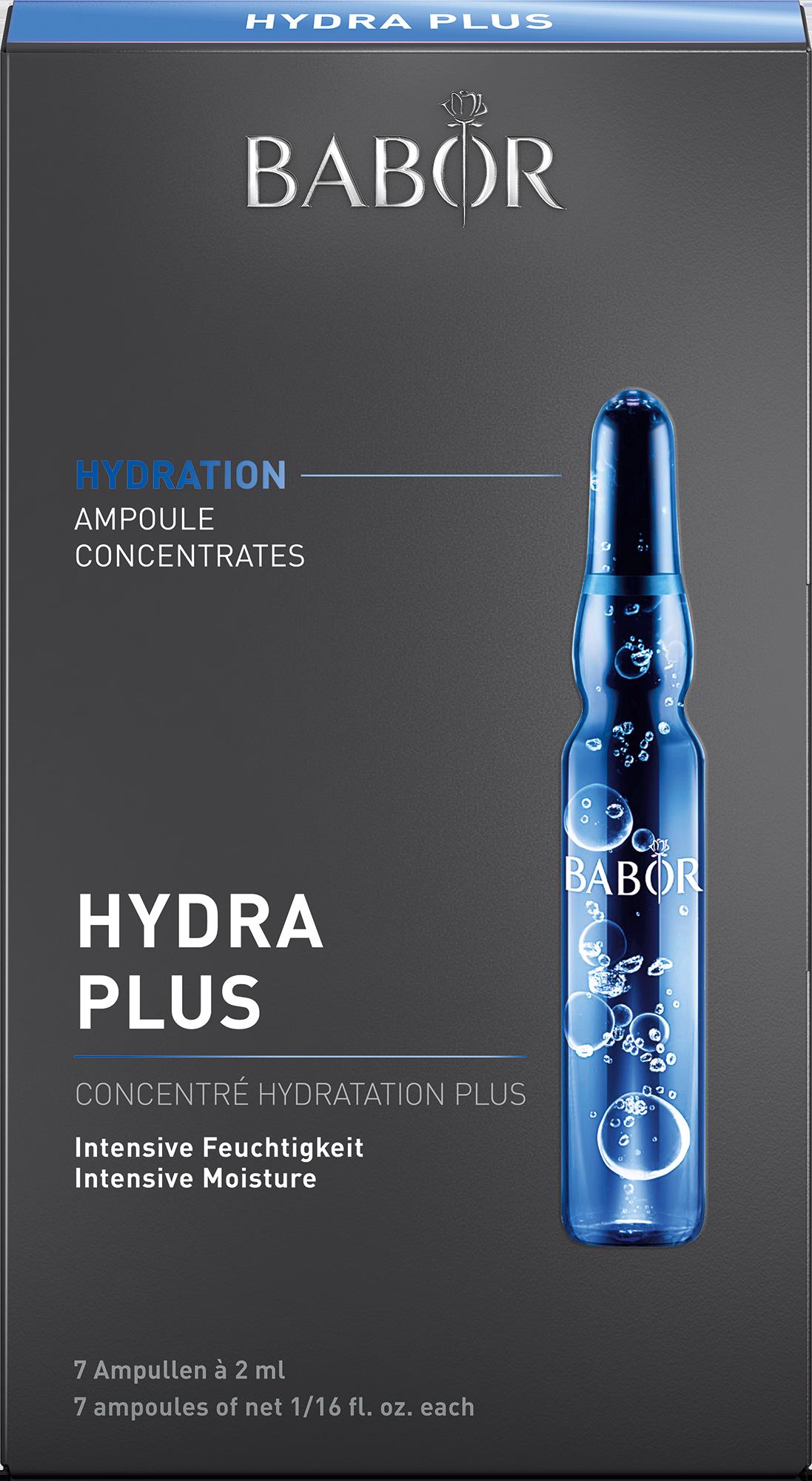 Hydra Plus Ampoule Concentrates 7 x 2ml